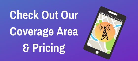 upward covereage area pricing